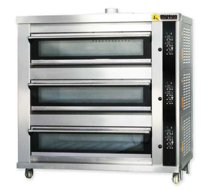 Disadvantages of Commercial baking Combination Convection oven