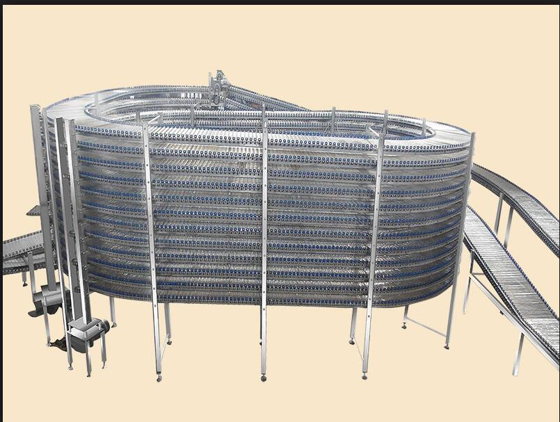baking cooling tower