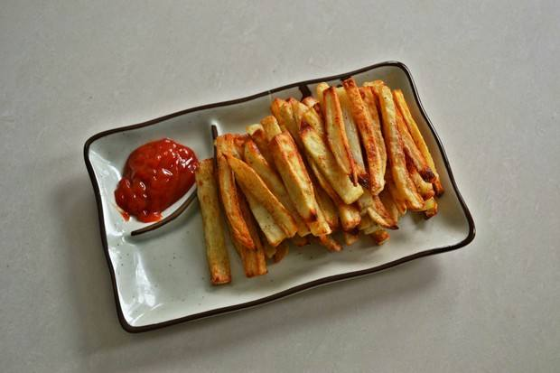 bakery oven Oil-free healthy fries