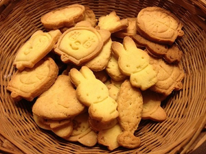 The problems that have bothered you in baking - About biscuits (1)