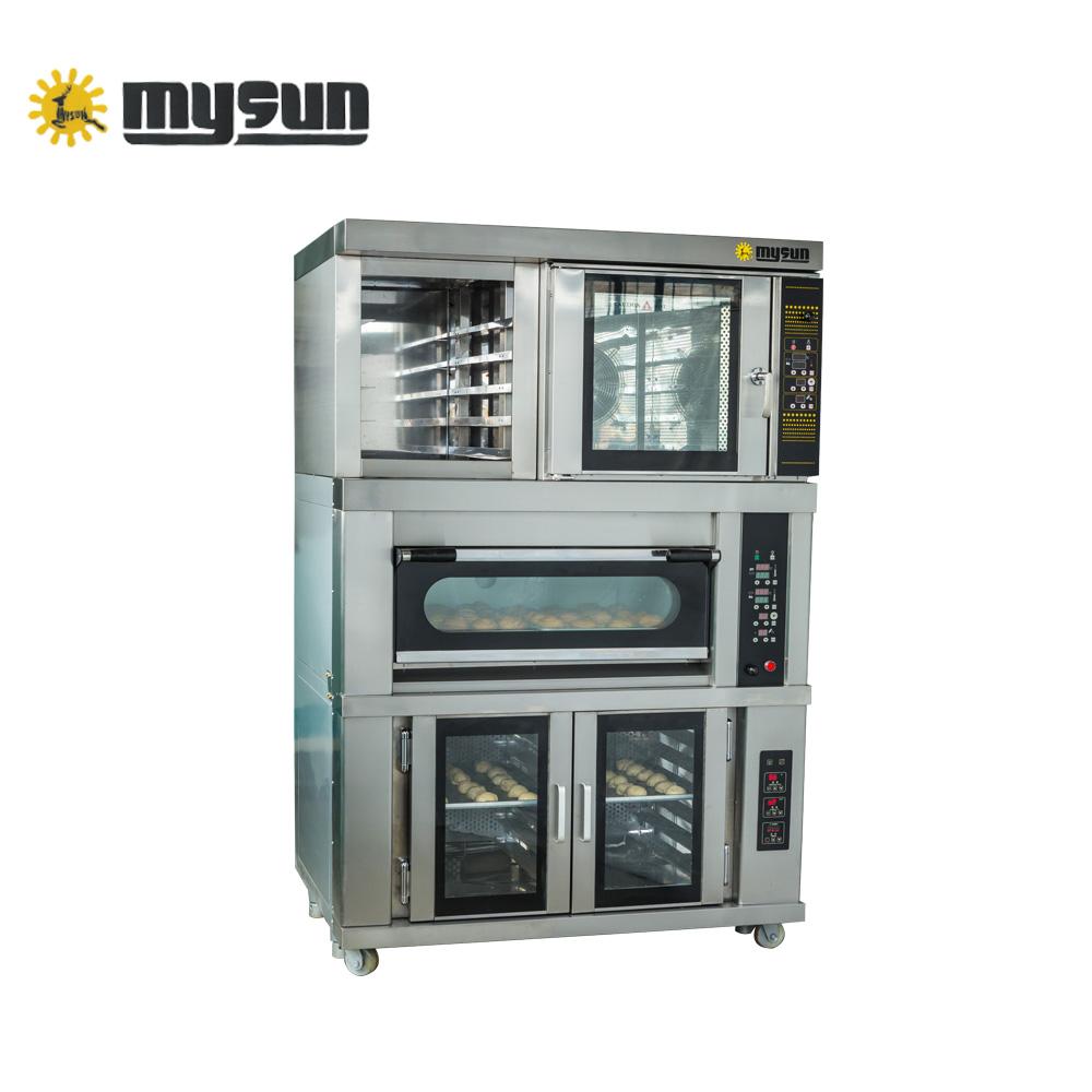 combination baking oven
