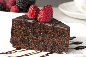 Unforgettable classical chocolate cake