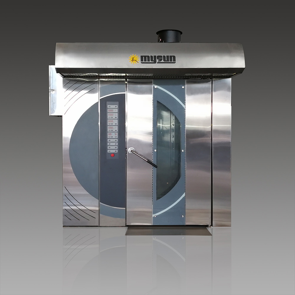 rotary oven new type